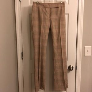 Antonio Melani Trousers Pink Glen Check